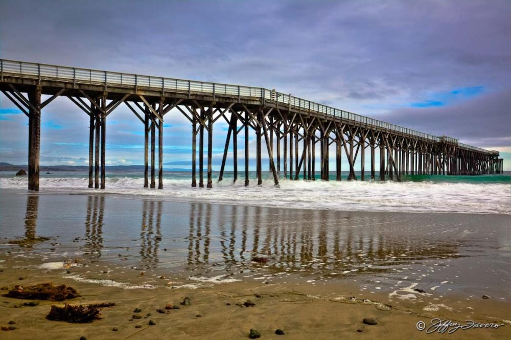 San Simeon Pier - California