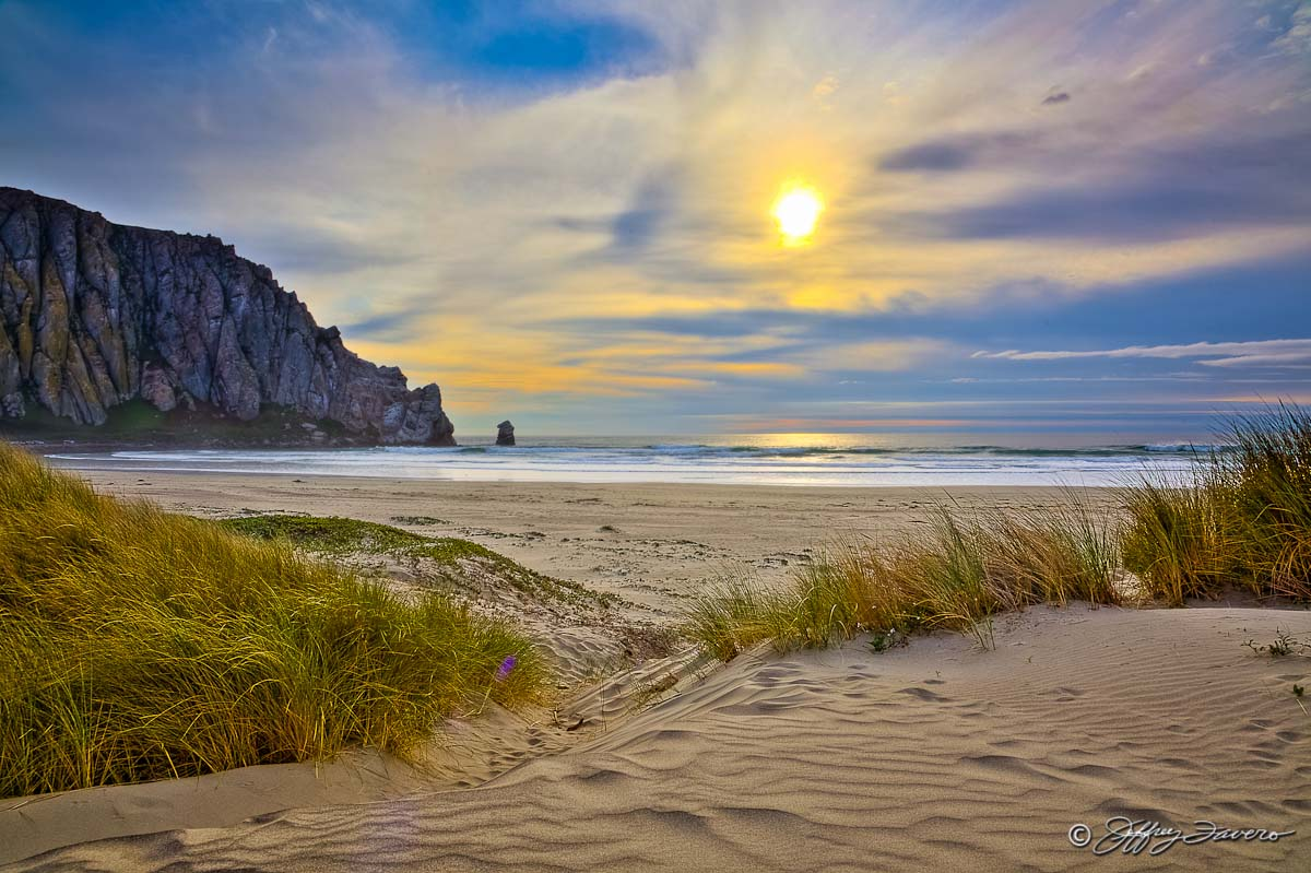 Morro Bay California Jeffrey Favero Fine Art Photography