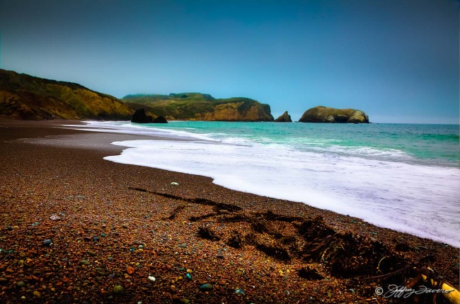 Golden Gate National Recreation Site - Rodeo Beach