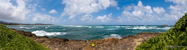Laie Point - Oahu, Hawaii