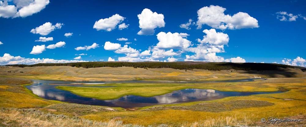 Yellowstone River - Hayden Valley