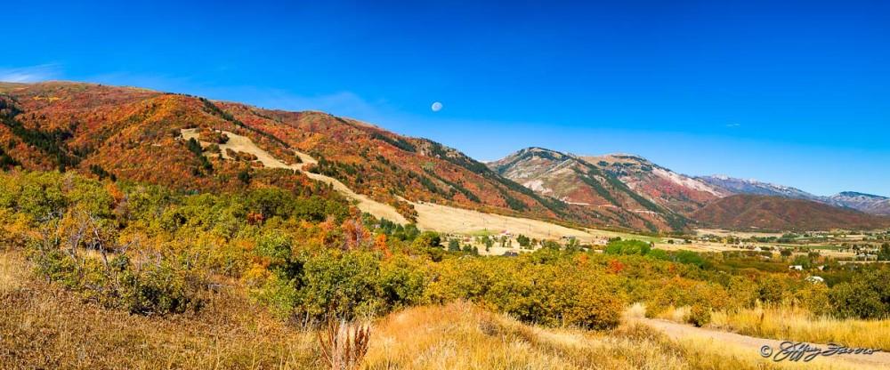 Ogden Valley - Wolf Mountain/North Ogden Pass