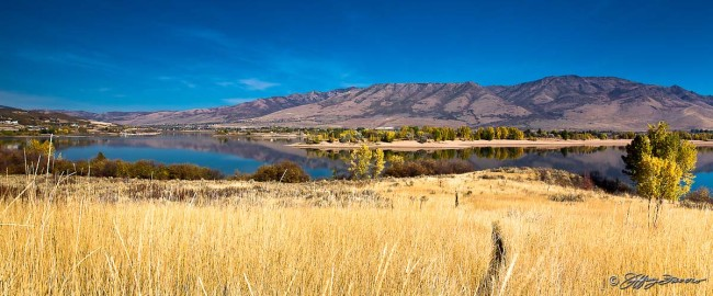 Cemetery Point, Pineview Reservoir, Ogden Valley