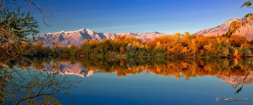 Ben Lomond Reflection