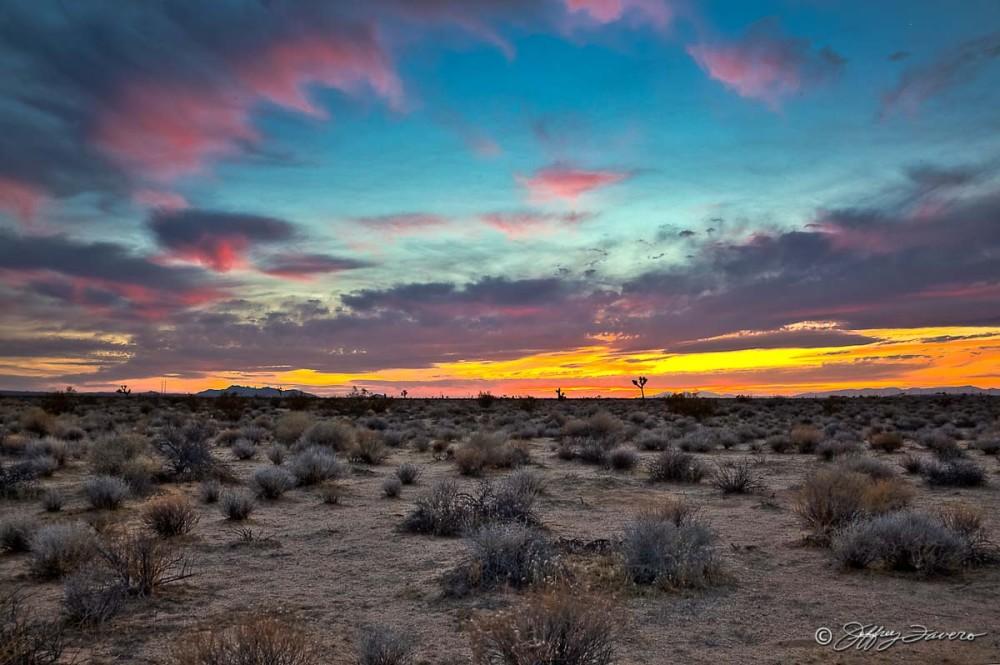 Playdough Sky In The Desert