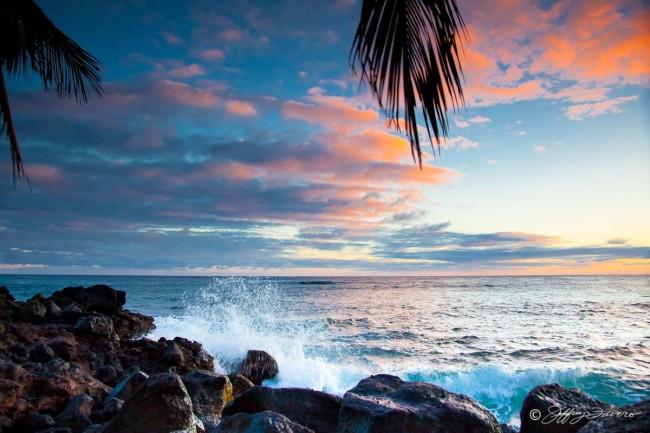 Poipu Sunset - Kaua'i