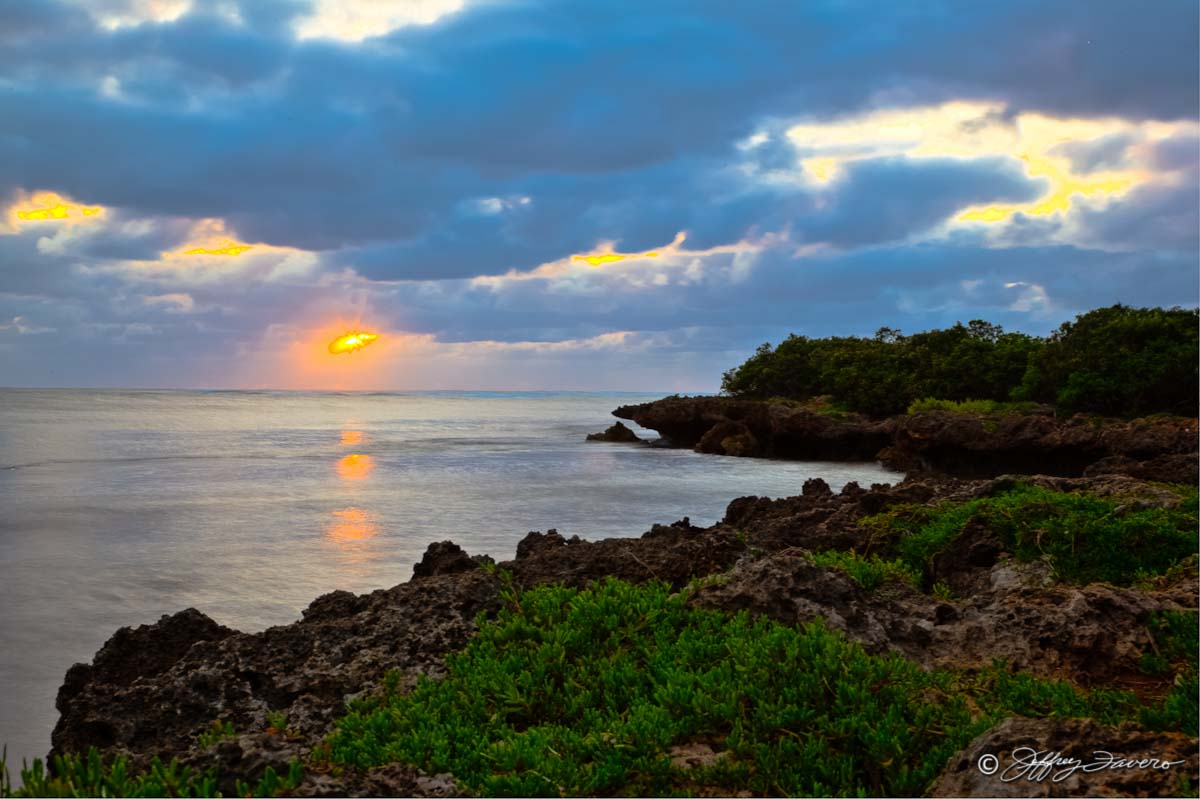 Mokuleia Bay Beach Park Oahu Northshore Jeffrey Favero