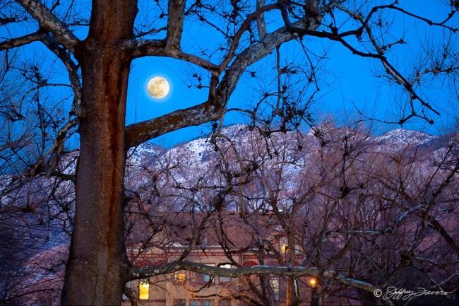 Full Moon - Lester Park