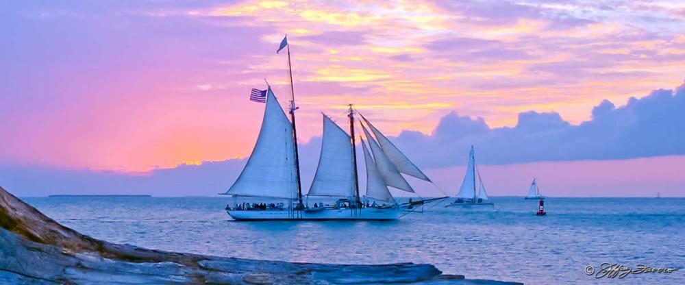 Sailing - Key West, Florida