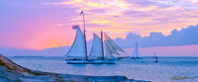Sailing - Key West, Florida