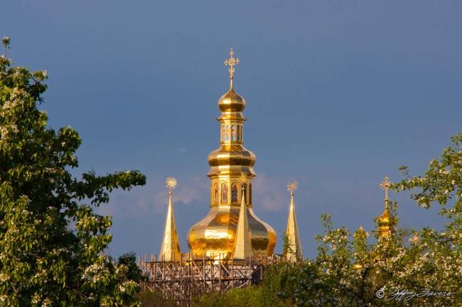Golden Spires - Kiev, Ukraine