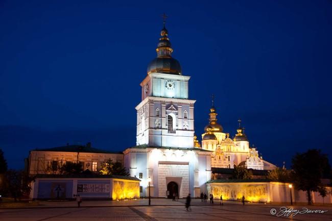 Kiev Nightscape - Ukraine