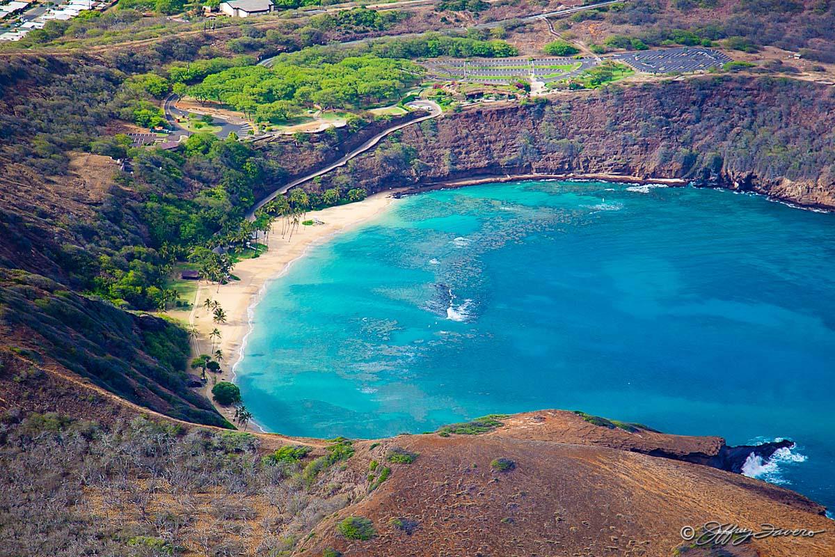 Hanauma Bay - Oahu, Hawaii - Jeffrey Favero Fine Art ...
