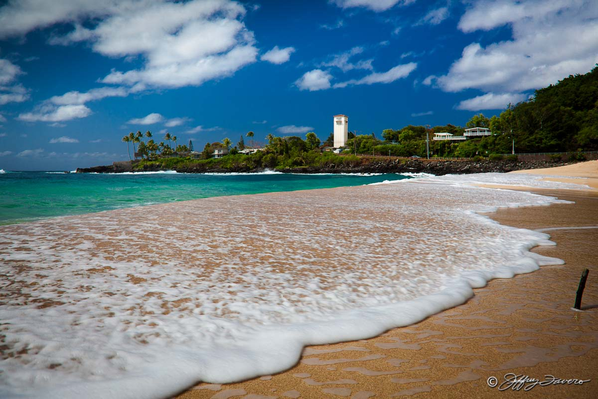 Waimea Beach North Shore Oahu Jeffrey Favero Fine Art