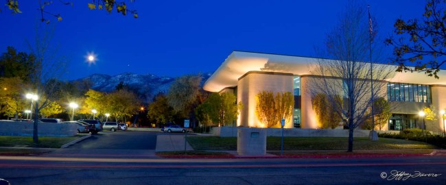 Weber County Main Library