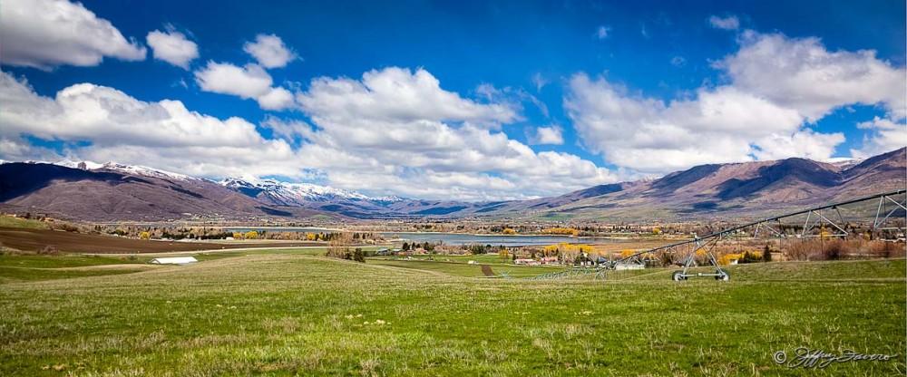 Spring In Ogden Valley