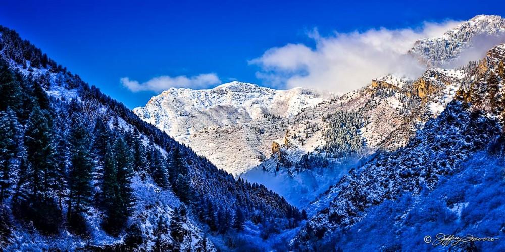Winter Ogden Canyon