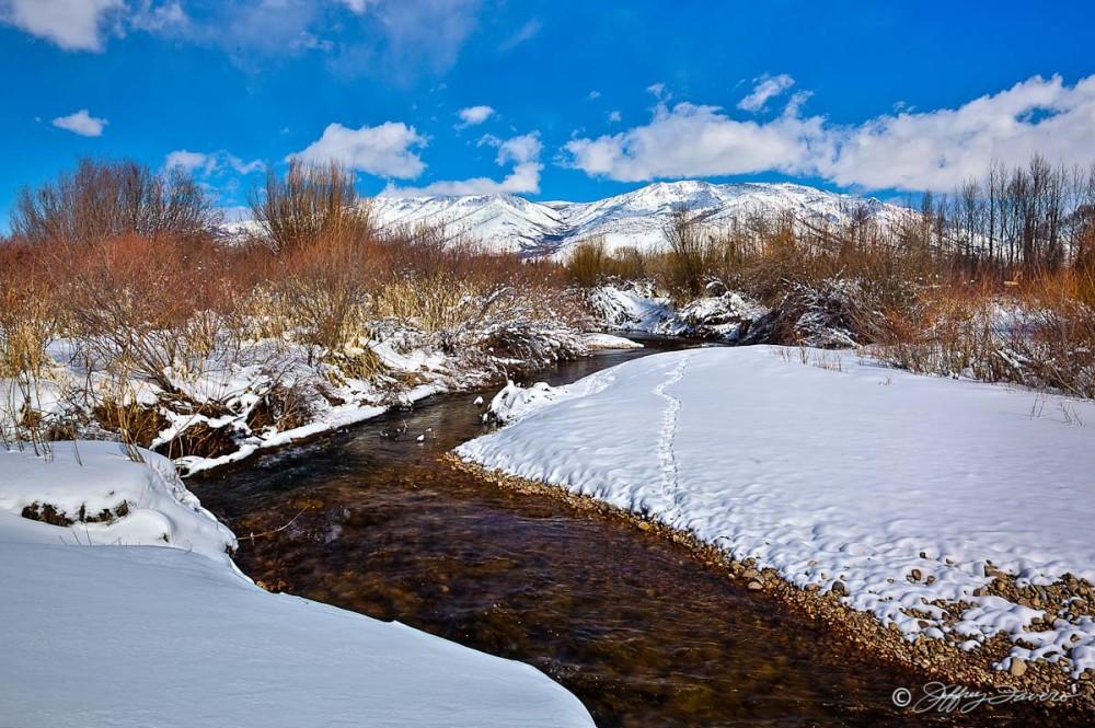 Winter Ogden Valley