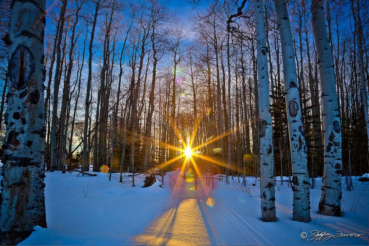 Winter Splendor Jeffrey Favero Fine Art Photography