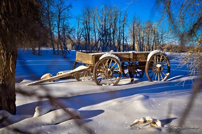 Winter Wagon
