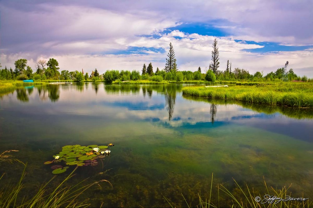 Heaven In Bridger Valley Wyoming