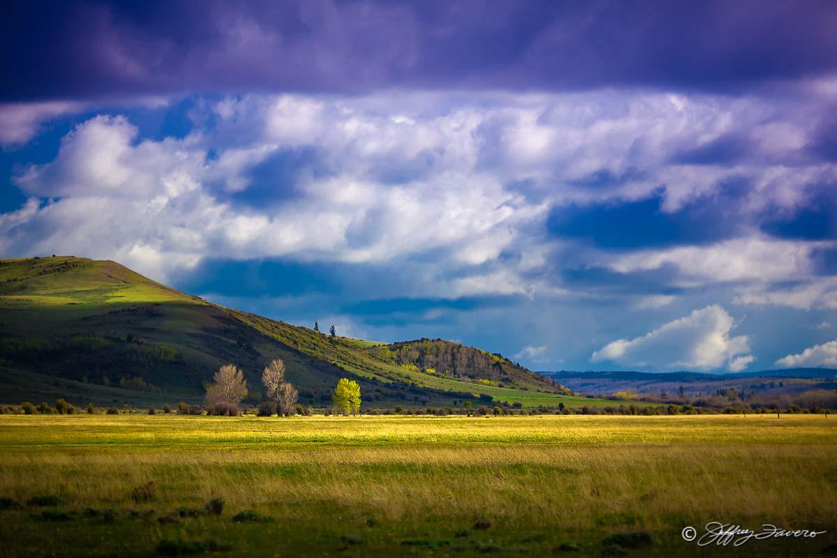 Upper Bridger Valley Jeffrey Favero Fine Art Photography