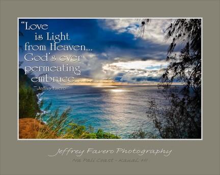 Napali Coast - Love is Light