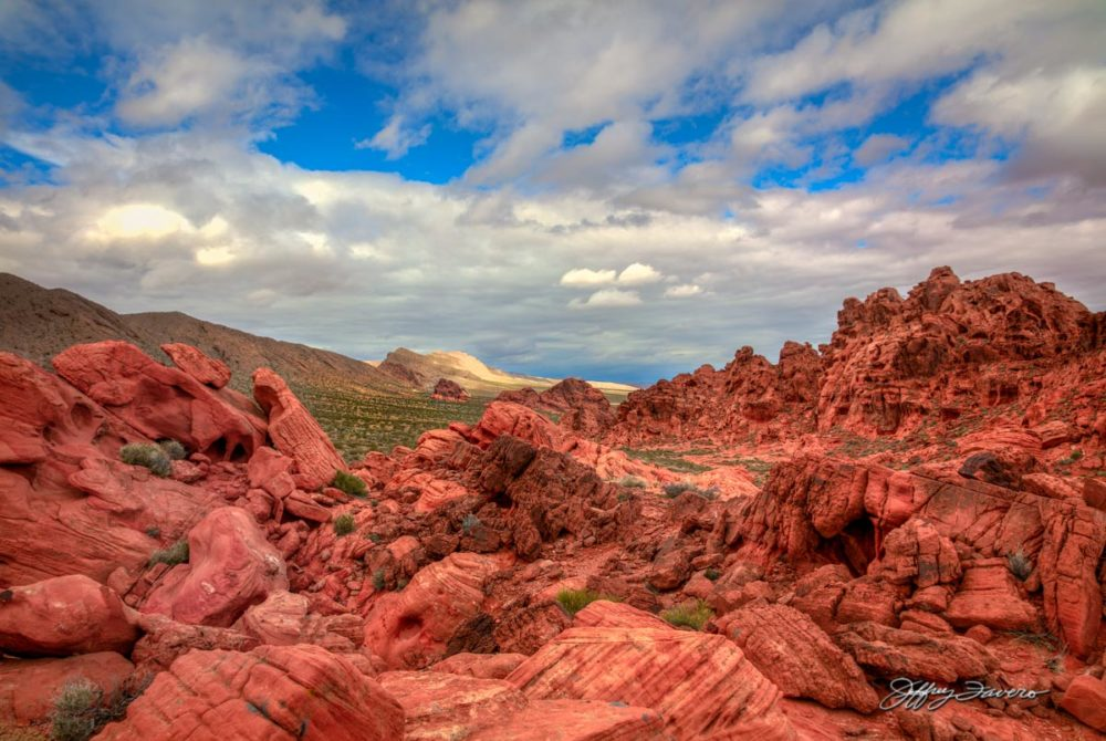 Red Rock And Beyond