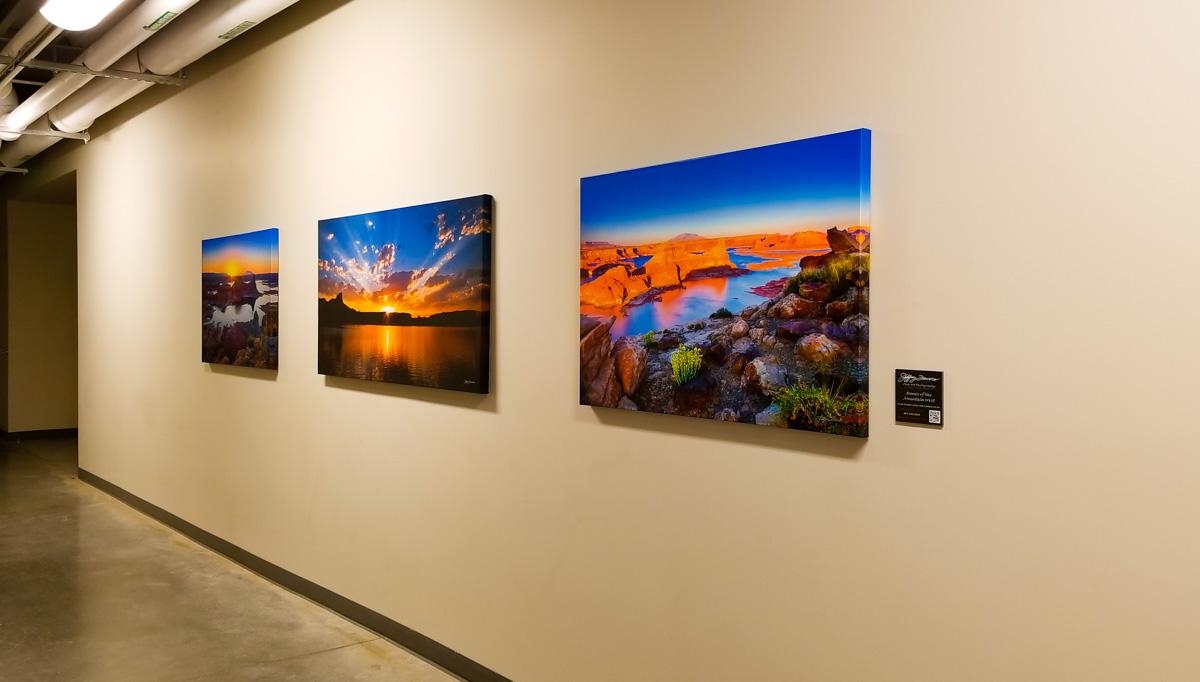 Lake Powell - Gunsight Butte - Jeffrey Favero Fine Art Photography