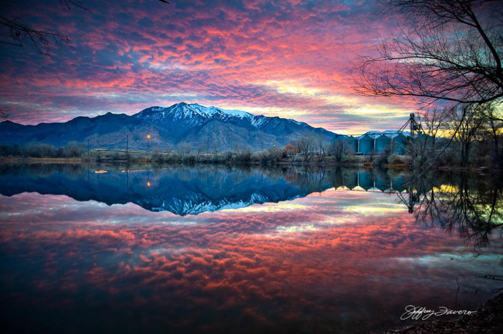 Mt. Ogden Reflection