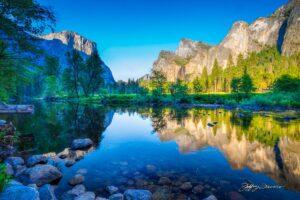 Yosemite Valley Serenity